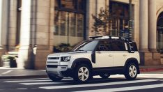 """Yeni Land Rover Defender'a """"Yılın Tasarımı"""" ödülü"""