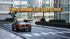 """Türkiye'de yılın otomobili """"Fiat Egea Cross"""""""