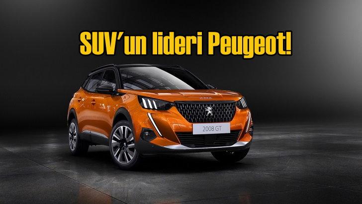 SUV'un lideri Peugeot!
