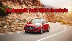 Manuel şanzımanlı Suzuki Swift Hibrit geliyor!