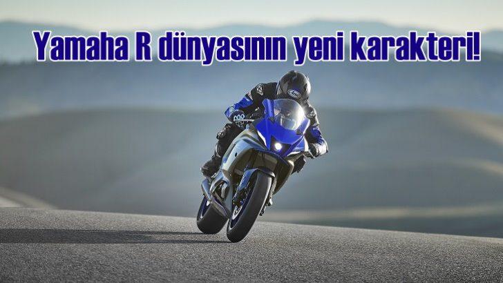 Yamaha R dünyasının yeni karakteri: R7