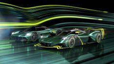 """Aston Martin Valkyrie Amr Pro"""" ilk kez piste çıkıyor"""