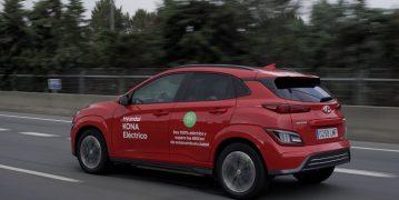 Hyundai KONA Electric yine menzil rekoru kırdı