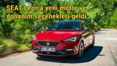 SEAT Leon'a yeni motor ve donanım seçenekleri geldi