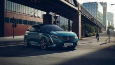 Peugeot'nun elektrikli araç ürün yelpazesi çeşitlenmeye devam ediyor