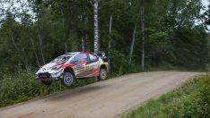 Toyota Estonya Rallisi'nde WRC galibiyetlerini sürdürmek istiyor