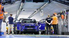 Toyota Yeni Yaris Cross B-SUV üretimine başlıyor