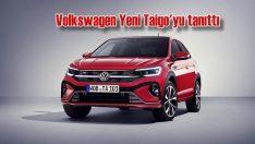 Volkswagen'in ilk SUV coupe modeli: Yeni Taigo