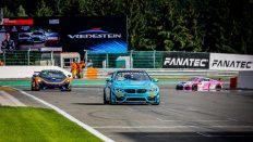 Borusan Otomotiv Motorsport Belçika'dan iki birincilik ile döndü