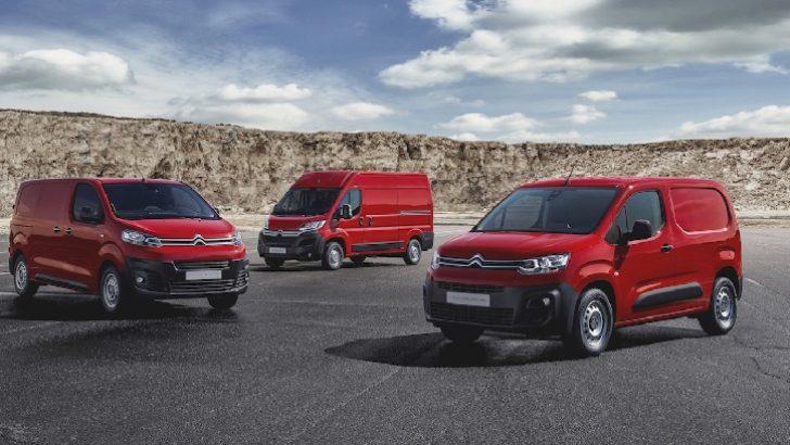 Citroën ticari araçlarda sıfır kredi avantajı devam ediyor