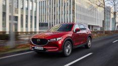 Mazda CX-5 100 bin kilometre dayanıklılık testini başarıyla geçti!