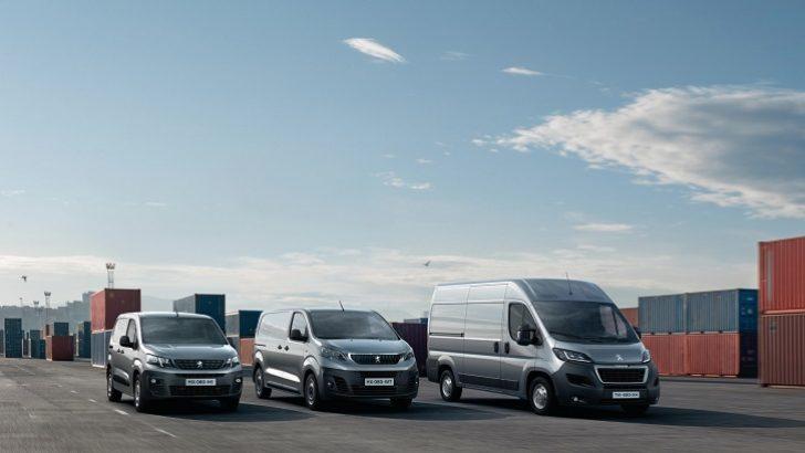 Peugeot ticari araçlarda sıfır faiz kampanyası