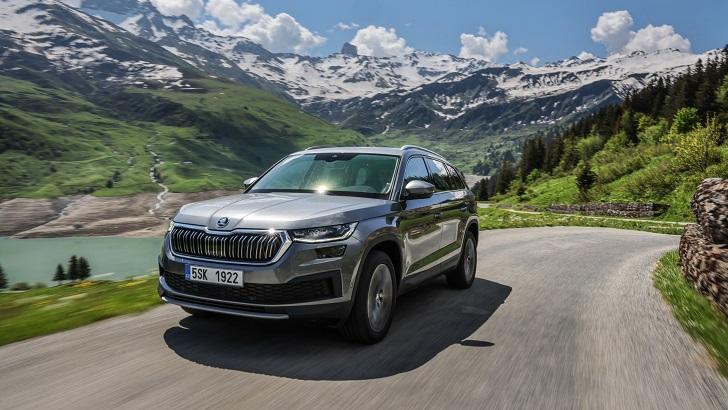 Škoda, yenilenen Kodiaq ve Octavia Scout ile Autoshow Mobility Fuarı'nda yerini aldı