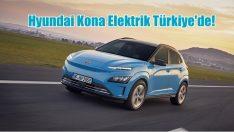 Merakla beklenen Hyundai Kona Elektrik şimdi Türkiye'de