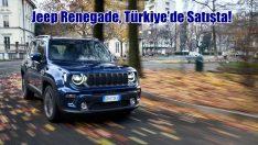 Şarj Edilebilir Hibrit Renegade Türkiye'de