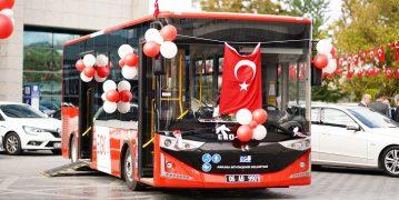 Ankara Büyükşehir Belediyesi'nin Otobüsleri Karsan Atak ile Yenileniyor!
