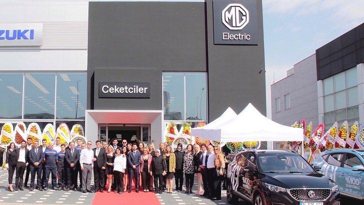MG, Türkiye'deki Büyümesini Bursa ile Sürdürüyor!