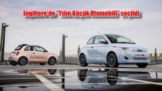 """Yeni Fiat 500, İngiltere'de """"Yılın Küçük Otomobili"""" Seçildi"""